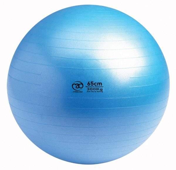Fitness Mad 300Kg Anti-Burst Swiss Ball by Podium 4 Sport