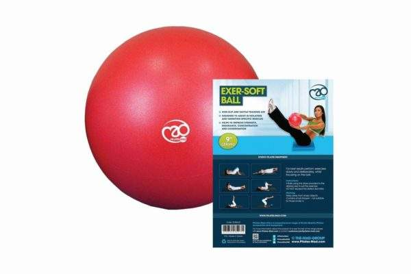 """Fitness Mad Exer-Soft Ball 9"""" by Podium 4 Sport"""