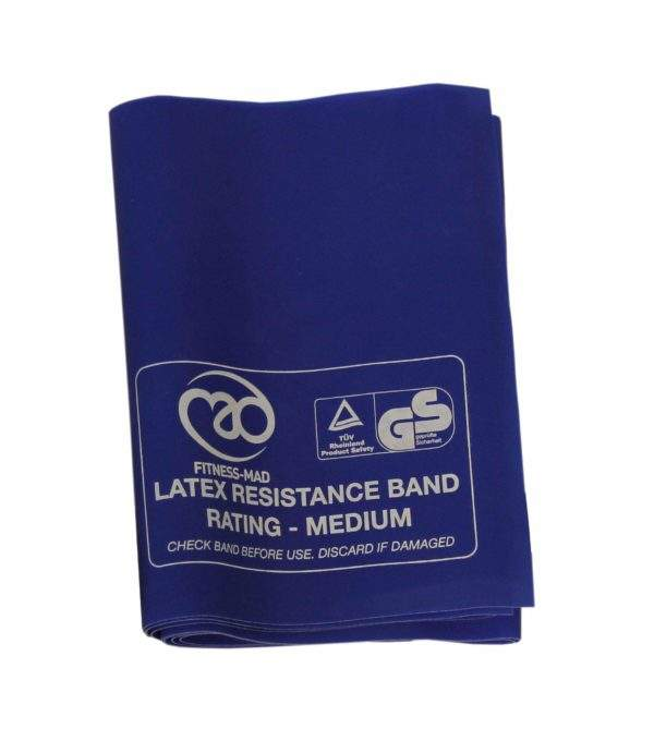 Fitness Mad Resistance Band by Podium 4 Sport