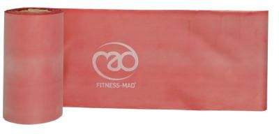 Fitness Mad Resistance Band 15m x 15cm Light by Podium 4 Sport