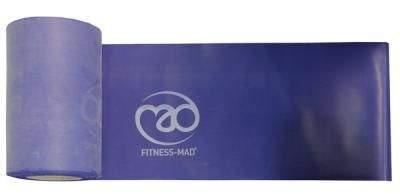 Fitness Mad Resistance Band 15m x 15cm Medium by Podium 4 Sport