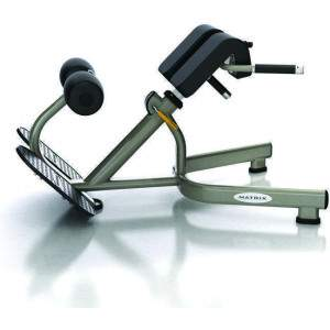 Matrix Aura Back Extension Bench by Podium 4 Sport