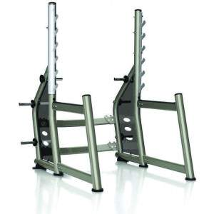 Matrix Aura Squat Rack by Podium 4 Sport