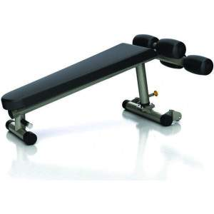 Matrix Aura Adjustable Decline Bench by Podium 4 Sport