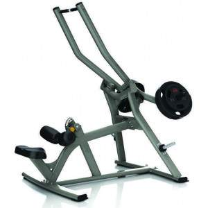 Matrix Aura Plate Loaded Lat Pulldown by Podium 4 Sport