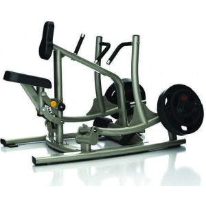 Matrix Aura Plate Loaded Seated Row by Podium 4 Sport