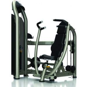 Matrix Aura Converging Chest Press by Podium 4 Sport