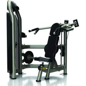 Matrix Aura Converging Shoulder Press by Podium 4 Sport