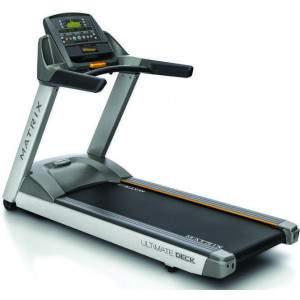 Matrix T3x Treadmill by Podium 4 Sport