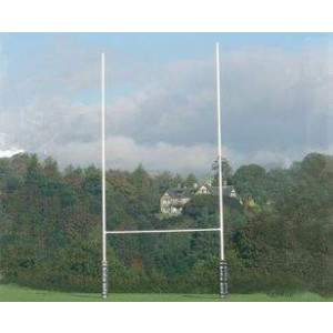 Harrod Hinged No.1 Steel Rugby Posts by Podium 4 Sport