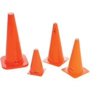 Precision Training Cones Set by Podium 4 Sport
