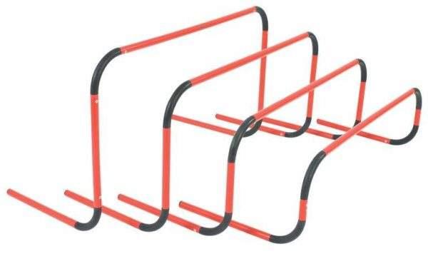 Precision Training Bounce Back Hurdles by Podium 4 Sport