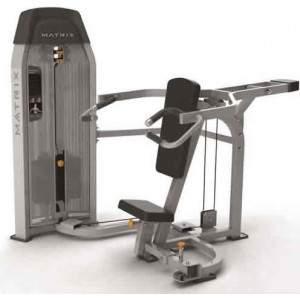 Matrix U S302 Shoulder Press by Podium 4 Sport