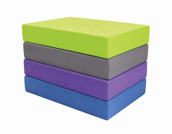 Fitness Mad Full Yoga Block by Podium 4 Sport