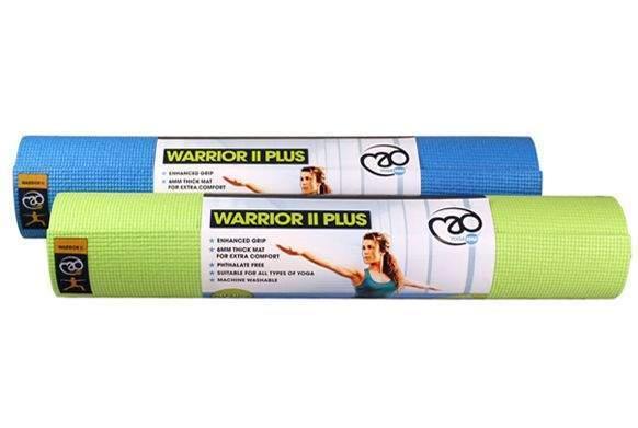 Fitness Mad Warrior Plus Mat 2 by Podium 4 Sport