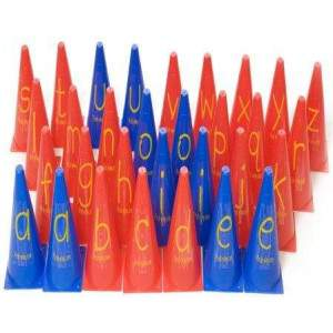 Literacy Cone Pack by Podium 4 Sport