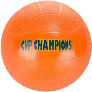 Cup Champion Plastic Ball (Pack 12) by Podium 4 Sport