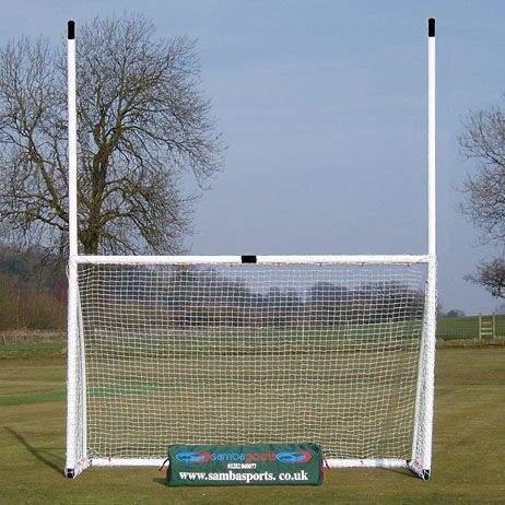 Samba Gaelic Goal Portable Plastic 8ft x 5ft by Podium 4 Sport