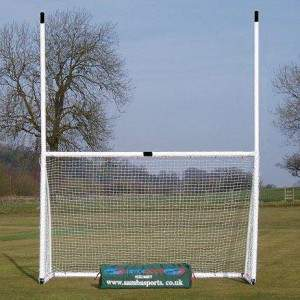 Samba Gaelic Goal Portable Plastic 12ft x 6ft by Podium 4 Sport