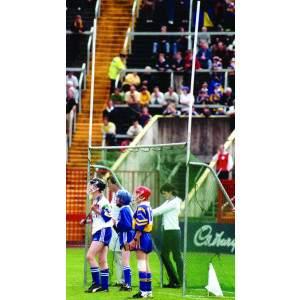 Gaelic Goal Portable Aluminium 8' x 5' by Podium 4 Sport