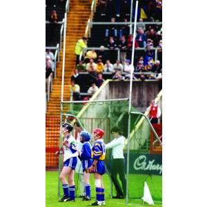 Gaelic Goal Portable Aluminium 10' x 6' by Podium 4 Sport