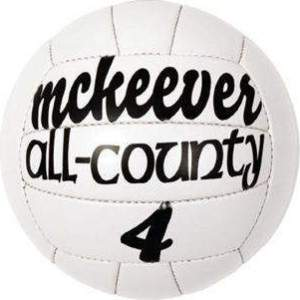 McKeever All County Gaelic Football Size 4 by Podium 4 Sport