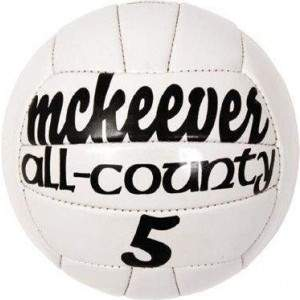 McKeever All County Gaelic Football Size 5 by Podium 4 Sport