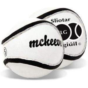 McKeever All County Sliotar Size 5 by Podium 4 Sport