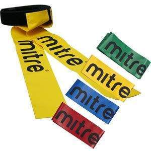 Mitre Tag Rugby Belt and Tag Set of 10 by Podium 4 Sport