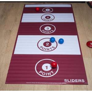 Bowls Sliders Target by Podium 4 Sport