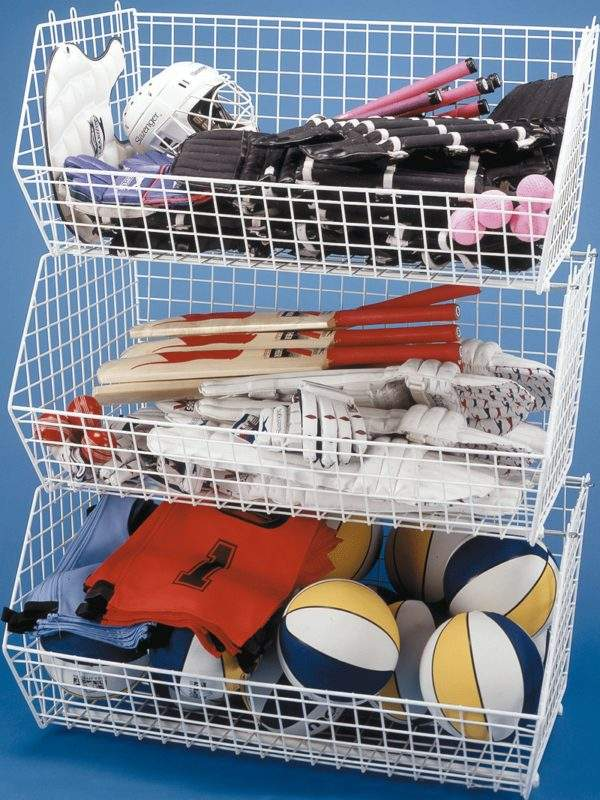 Storage Bins by Podium 4 Sport