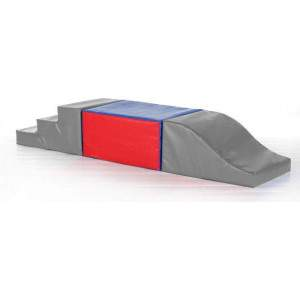 Soft Play Half Cube by Podium 4 Sport