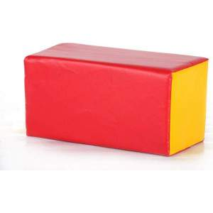 Soft Play Long Cube by Podium 4 Sport