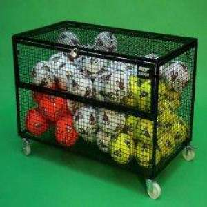 Heavy Duty Equipment Trolley by Podium 4 Sport