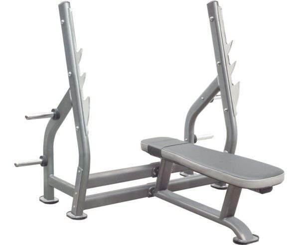 Impulse IT Olympic Flat Bench by Podium 4 Sport