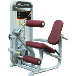 Impulse PL Dual Leg Extension/Curl 170lbs by Podium 4 Sport