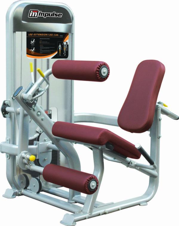 Impulse PL Dual Leg Extension/Curl 170lbs by Podium 4 Sport