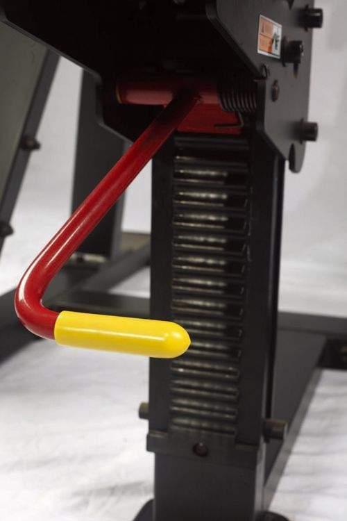Impulse Sterling Chest Press by Podium 4 Sport