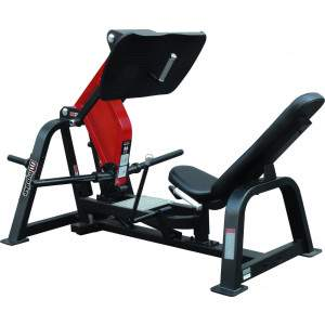Impulse Sterling Leg Press by Podium 4 Sport