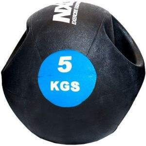 NXG Double Grip Medicine Ball 5kg by Podium 4 Sport