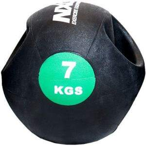 NXG Double Grip Medicine Ball 7kg by Podium 4 Sport