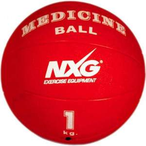 NXG Medicine Ball 1kg by Podium 4 Sport