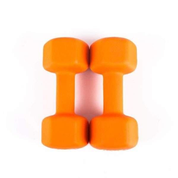 NXG Neoprene Dumbbell Pair 8kg by Podium 4 Sport