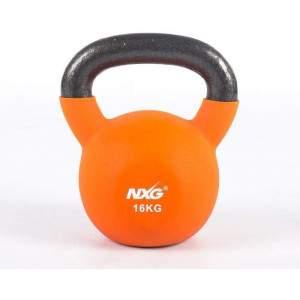 NXG Neoprene Kettlebell 16kg by Podium 4 Sport