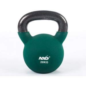 NXG Neoprene Kettlebell 20kg by Podium 4 Sport