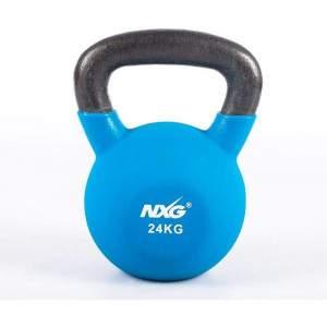 NXG Neoprene Kettlebell 24kg by Podium 4 Sport