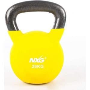 NXG Neoprene Kettlebell 26kg by Podium 4 Sport