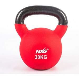 NXG Neoprene Kettlebell 30kg by Podium 4 Sport