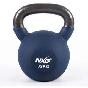 NXG Neoprene Kettlebell 32kg by Podium 4 Sport
