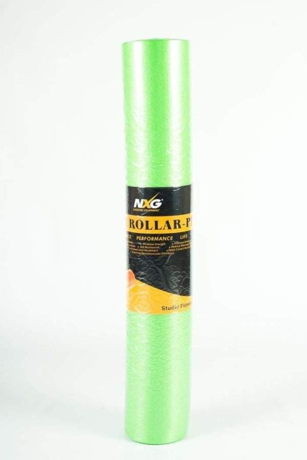 NXG Foam Roller Standard Green by Podium 4 Sport